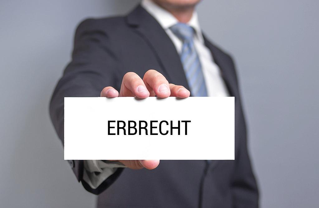 Frank Oberdorf Erbrecht